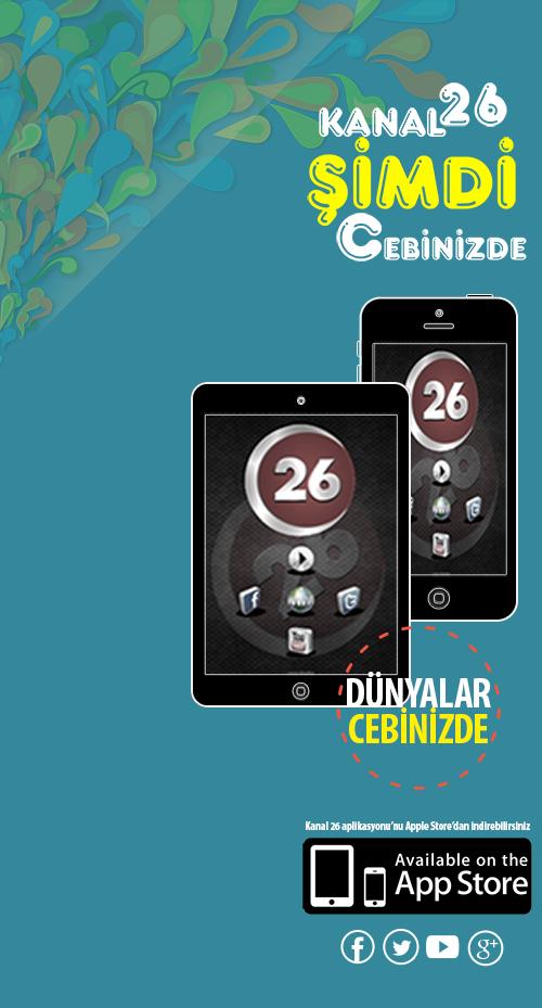 Kanal26 Apple Uygulaması